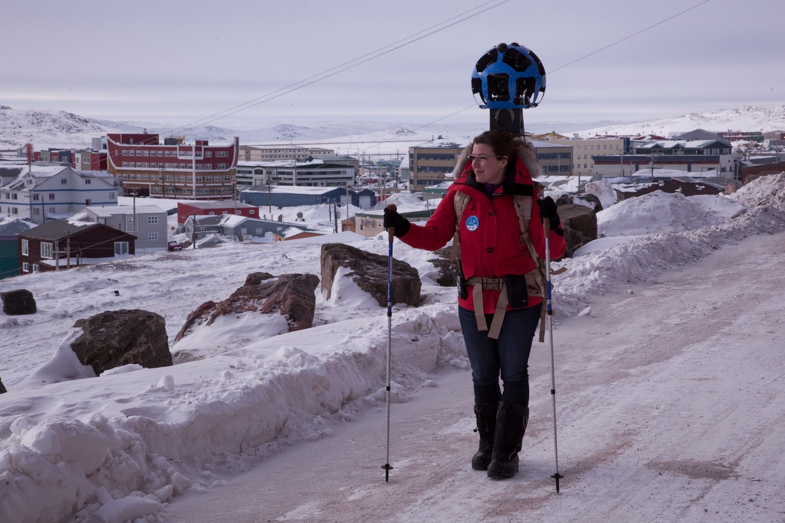 Official Canada Blog Trekker Takes On Canada S
