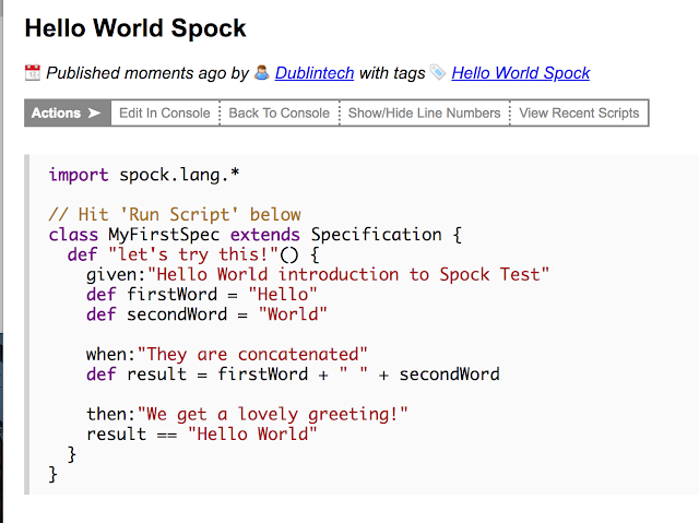 Testing Your Code With Spock - DZone Java