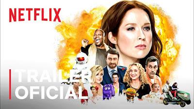 Trailer legendado de episódio interativo de 'Unbreakable Kimmy Schmidt' com Daniel Radcliffe é divulgado | Ordem da Fênix Brasileira