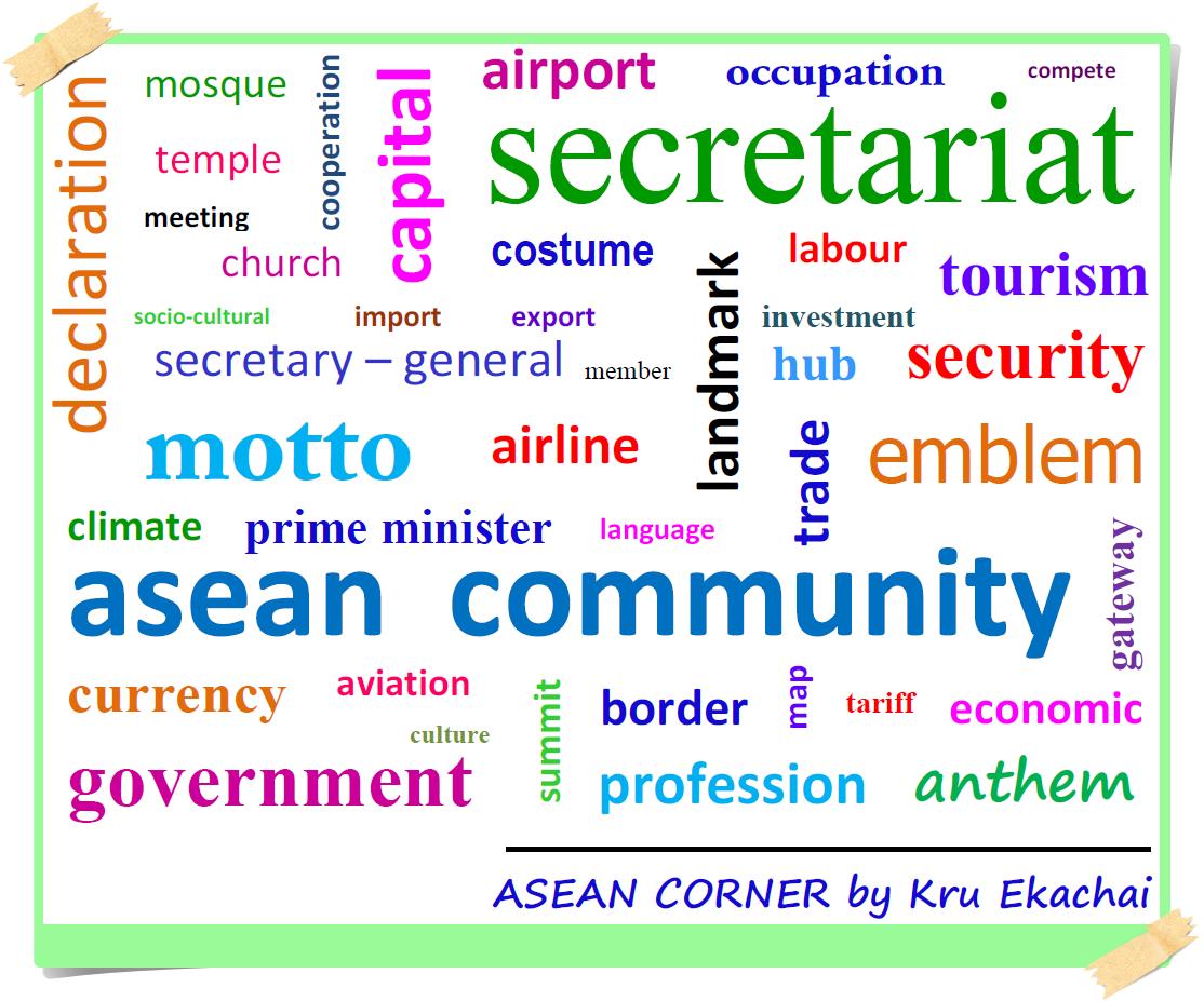 Asean Corner