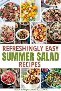 Summer Salad Recipe Ideas