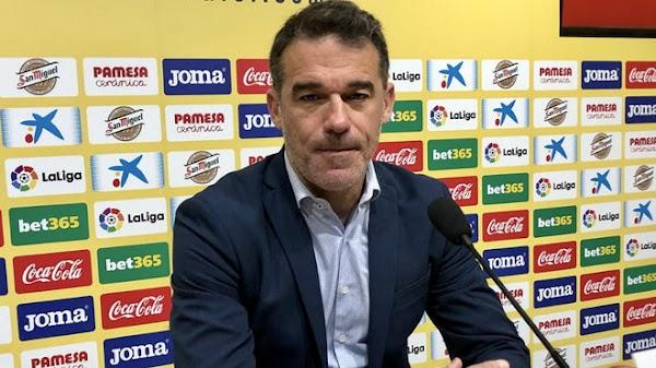 Oficial: Villarreal, es destituido Luis García Plaza
