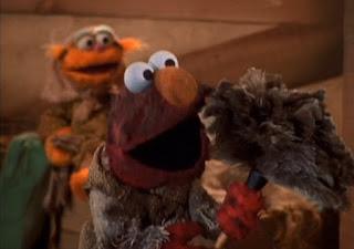 Sesame Street Cinder Elmo dvd