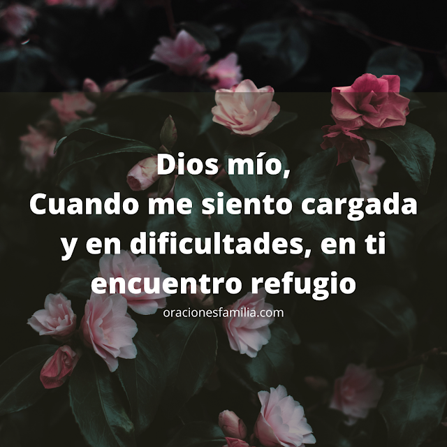 oración corta cristiana a Dios en la noche