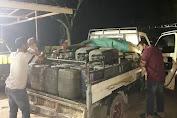 Polda Kalbar Kembali Ungkap Kasus Penimbunan BBM Bersubsidi untuk PETI