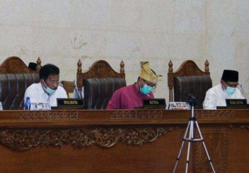 Dalam Rapat Paripurna, Rudi Sampaikan Ranperda APBD Perubahan 2020 ke DPRD Batam