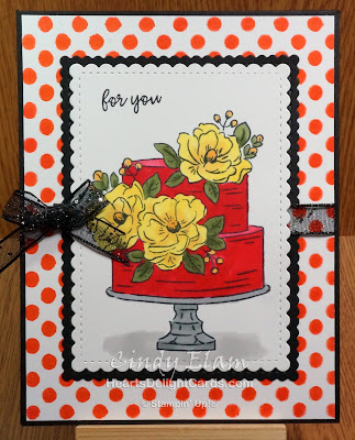 So Sentimental, Happy Birthday To You, Baby-wipe technique, Stampin' Up!, Heart's Delight Cards