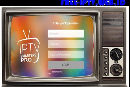 (IPTVSmartersPro.apk) DOWNLOAD APLIKASI IPTV PREMIUM