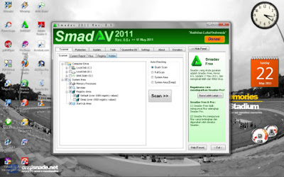 Install Antivirus yang lebih ringan di laptop