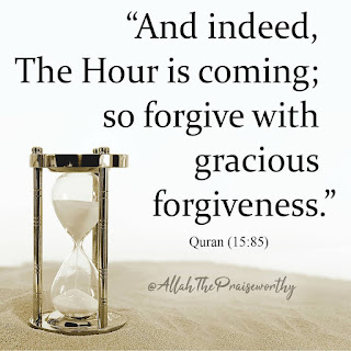 quran verse about forgive