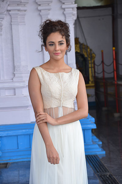 Seerat Kapoor In White Dress Latest Photos