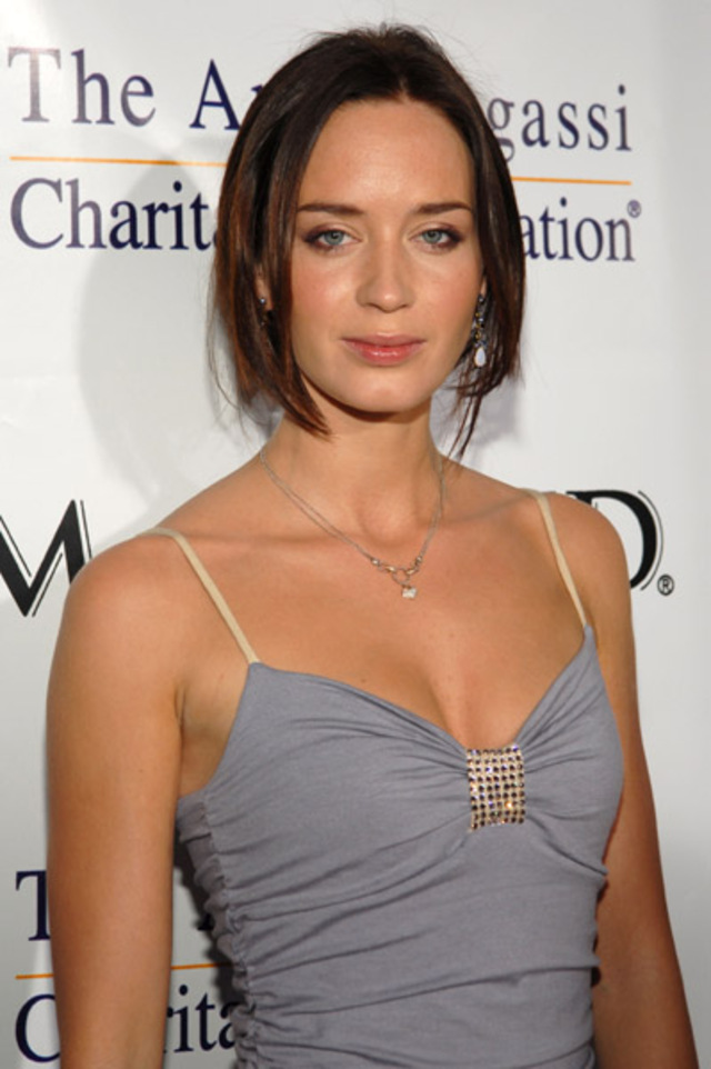 Emily Blunt Breast Augmentation