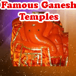 23 Famous Ganesh Temples, know about world famous divine ganesh temples.