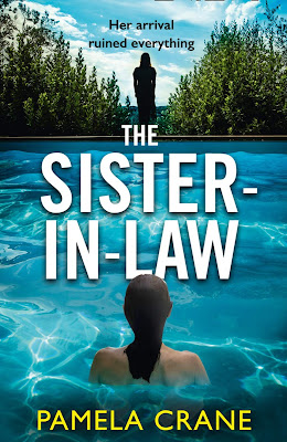 The Sister-in-Law by Pamela Crane book cover