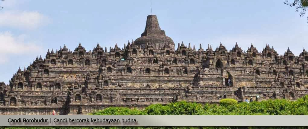 Pengaruh Kebudayaan Hindu Budha Terhadap Seni Bangunan Edu Sejarah