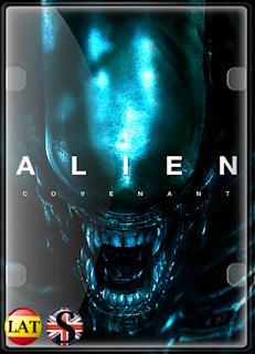 Alien: Covenant (2017) HD 1080P LATINO/INGLES