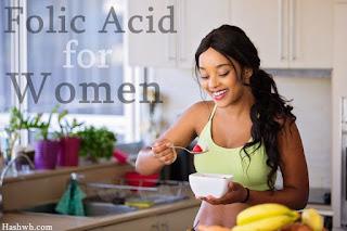 Importance of Folic Acid for Women
