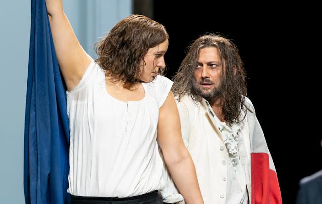 Beethoven: Fidelio - Lise Davidsen, Jonas Kaufmann - Royal Opera (Photo ROH/Bill Cooper)