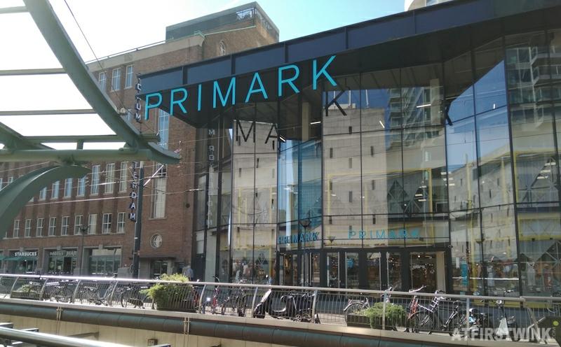 Primark Rotterdam city center store