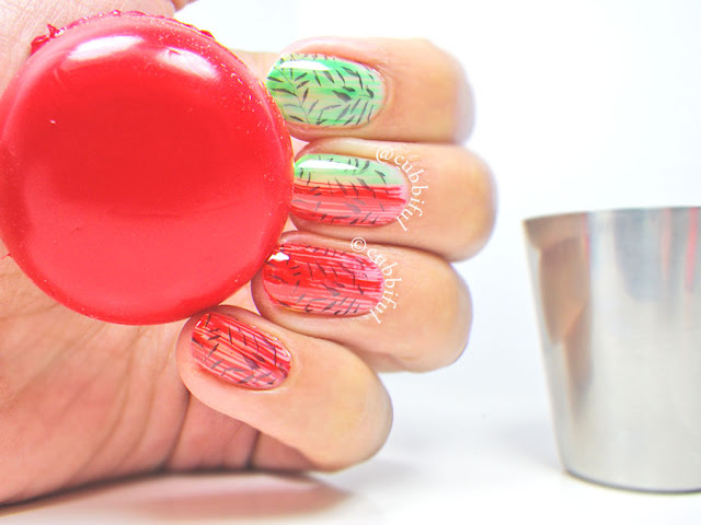 Red Stamper Head Review - BornPrettyStore.com