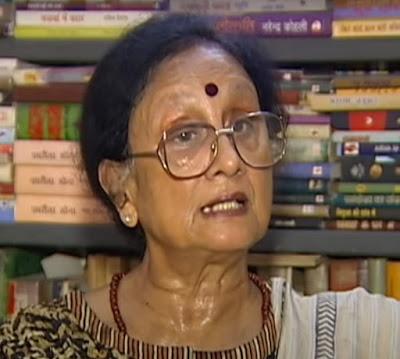 चित्रा मुद्गल का जीवन परिचय