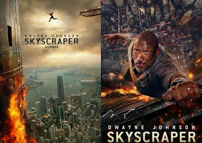 skyscraper  2018 Hindi Dual Audio ORG BRRip 480p 400mb ESub x264