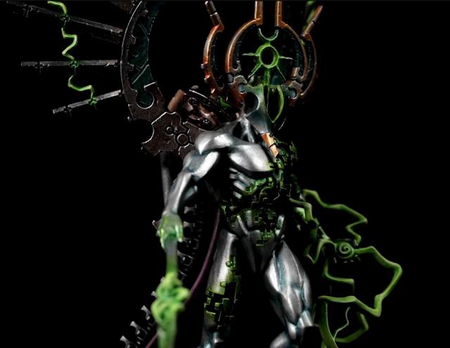 Necron dragon necron