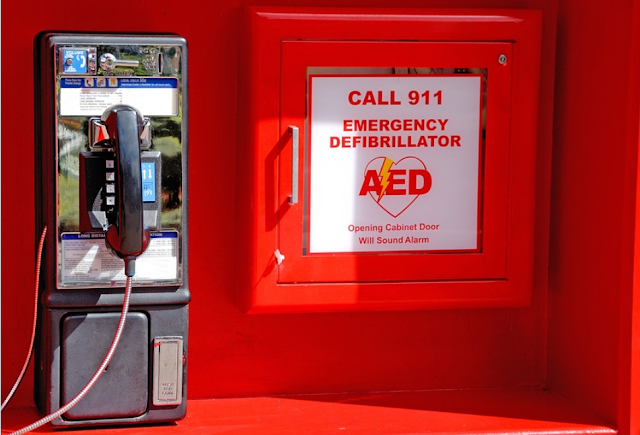 Defibrillators in Public Places