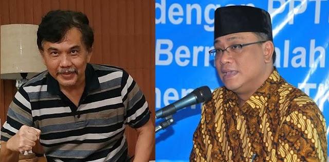 Ray Ingatkan Polisi, Syahganda dan Jumhur Berjasa Pemisahan TNI dan Polri