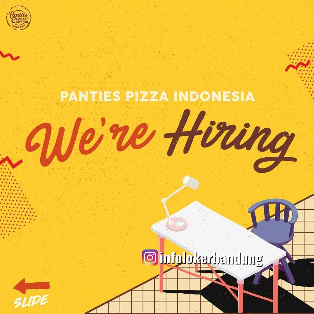 Lowongan Kerja Panties Pizza Indonesia ( Penempatan Surakarta) Agustus 2019