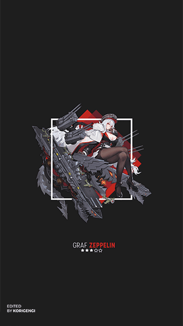 Graf Zeppelin - Azur Lane Wallpaper
