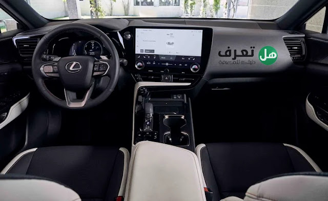 Lexus2022 NX Redone بمحركات جديدة ونظام معلومات وترفيه جديد ومظهر جديد