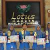 Pelajar SMK Muhammadiyah 1 Trenggalek Borong Juara Lomba Essay dan Poster Se-Karesidenan Kediri