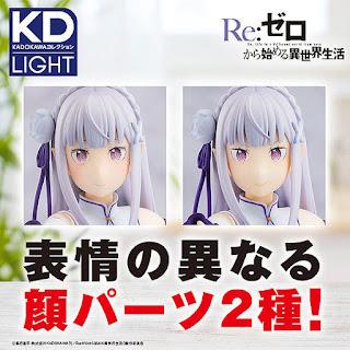 Re:Zero – Emilia KDcolle LIGHT, KDcolle
