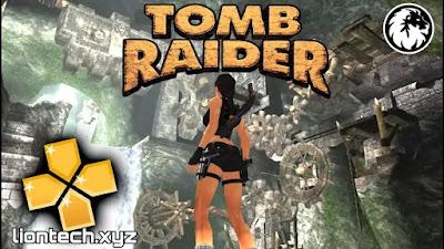 لعبة Tomb Raider Legend للأندروبد psp لعبة ppsspp