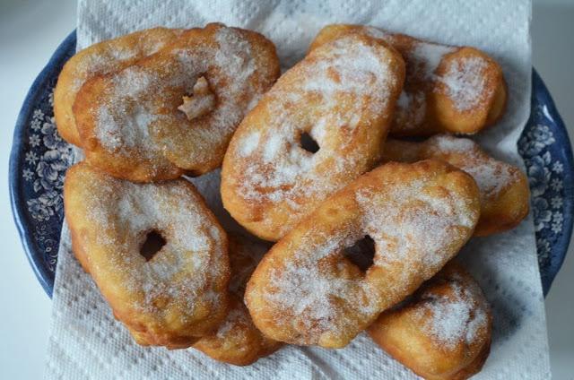 Lebanese Sugared Donuts Recipe