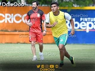 """Pablo """"vitamina"""" Sánchez apuesta por José Alfredo Castillo para que comande la ofensiva de Oriente Petrolero - DaleOoo"""