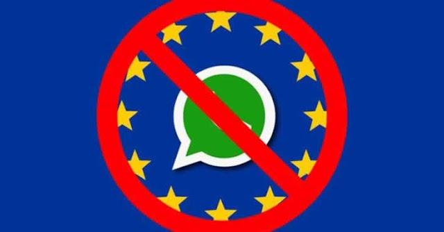 La Comisión Europea pide no usar WhatsApp a sus empleados, sino Signal