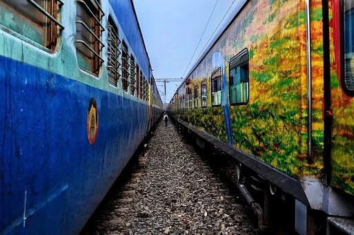 IRCTC CANCELLED TRAIN