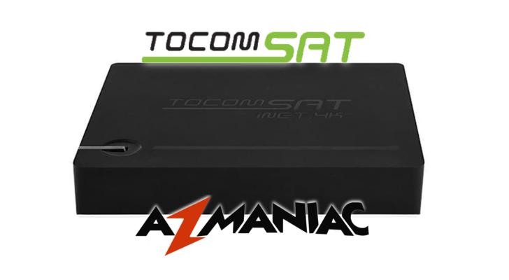 Tocomsat Inet 4K