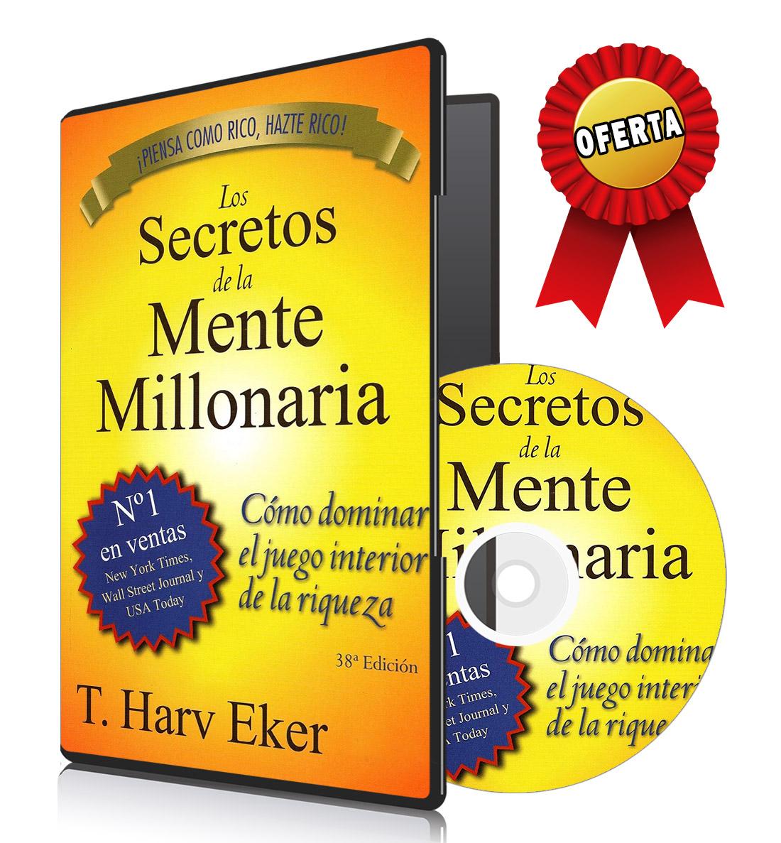 Los Secretos De La Mente Millonaria T Harv Eker Audiolibro Y Ebook Pdf Libros De Millonarios
