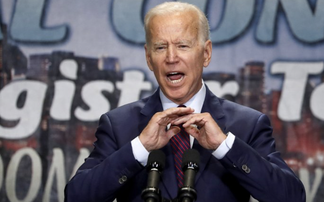 Dem front-runner Biden trails Buttigieg in fundraising total