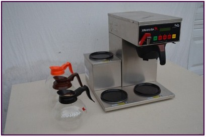Aramark Coffee Machine