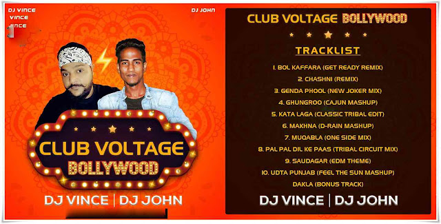 Club Voltage Bollywood DJ Vince And DJ John