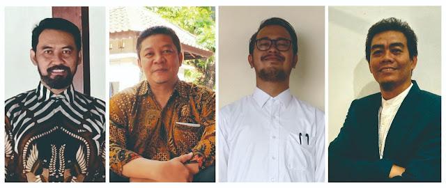 Membanggakan, Empat Dosen FSRD ISI Surakarta Lolos Sebagai Reviewer PKM Nasional