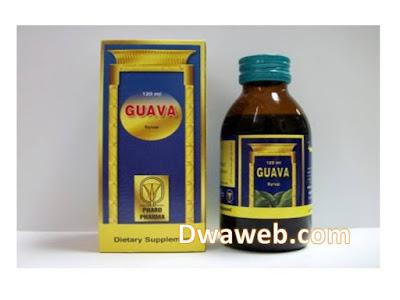 دواء الجوافة يسلعد في تهدئة الكحة