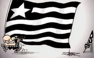 A origem da estrela solitária no escudo do Botafogo