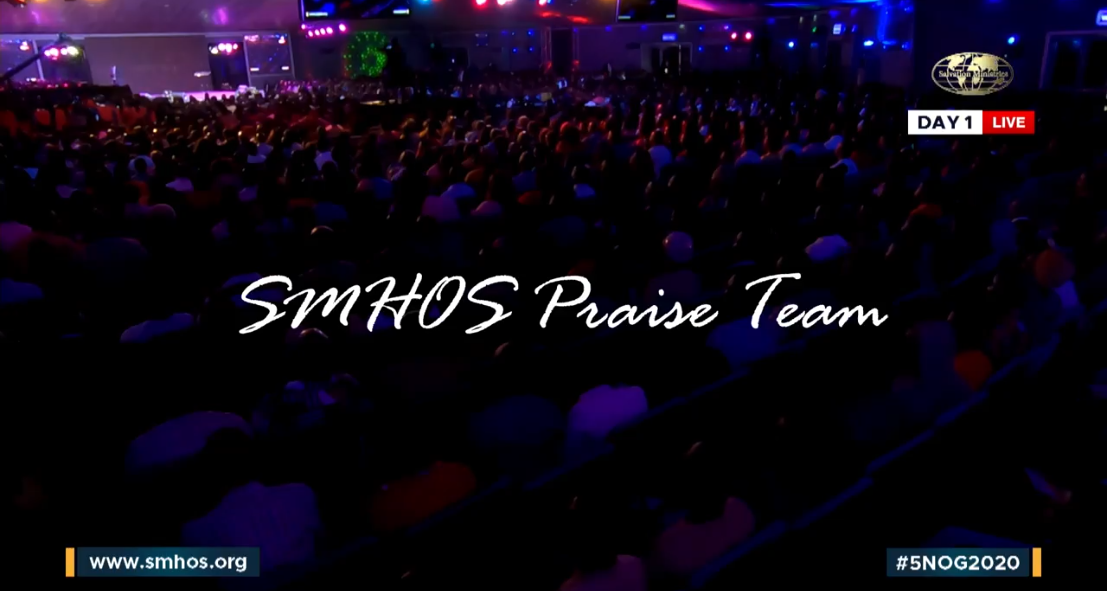 5NOG 2020 Powerful Opening Praise Session by SMHOS Choir