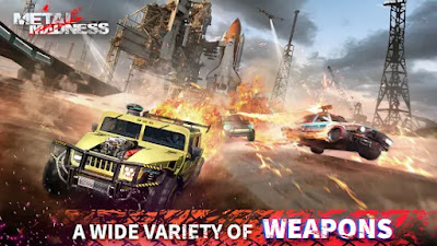 Metal Madness Apk+Data Free on Android Game Download