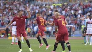 Prediksi Skor AS Roma vs Spal 16 Desember 2019